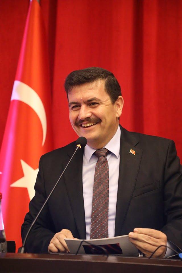 Ali Arslantaş Erzincan Valisi